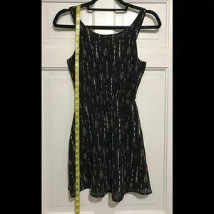 Casual back dress